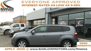 2013 Chevrolet Orlando 1LT (APPLY NOW DRIVE NOW)