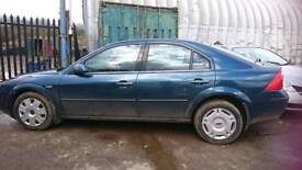 Breaking for parts only Ford Mondeo tdci