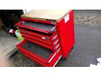 """Snap on tool box roll cab 40"""""""