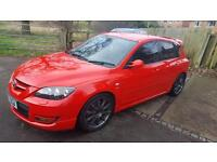 Mazda 3 MPS aero! Not vxr, st, type r, r32