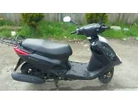 Yamaha vity xc 125 scooter moped 12 month mot drive away great runner