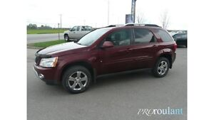 2008 Pontiac Torrent **V6,AWD,TT ÉQUIPÉ** SUPER CONDITION 35$/SE