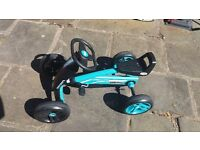 Child's go kart fit age 3-5 yrs
