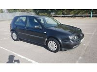 Volkswagen Golf Se 5doors 1.6L economically runs