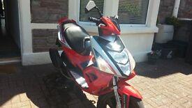 Scooter 125 TGB R125X