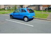 Vauxhall Corsa 2004 1 litre perfect first car for little one cheap to insure cheap to run