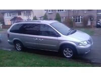 Chrysler Grand Voyager, Top of the Range, Luxury 7 seater, Fully Loaded, Automatic