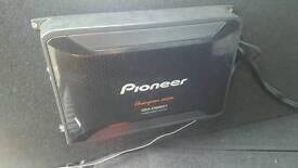 subwoofer sub amp pioneer