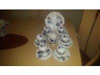 Royal Albert Masquerade Tea Set