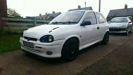 C20LET Corsa B 400bhp For Sale