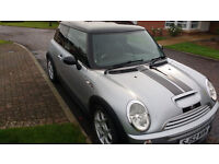 Mini Cooper S 2002. Very Good Condition. R53 Supercharged.