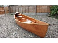 Waterman Canadian canoe 16ft