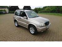 SUZUKI GRAND VITARA 1.6 16v SE 3dr Auto (beige) 2005