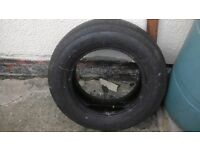 Truck tyre - Avon Avanza av9 (£20)
