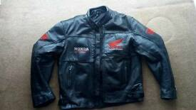 Honda motorbike jacket