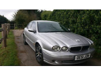 ++++QUICKSALE WANTED JAGUAR X-TYPE FULLY LOADED WITH LPG+++SPARES REPAIRS+++