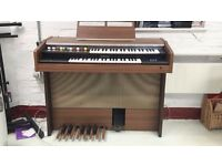Yamaha 2 manual Electric Organ