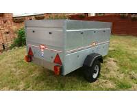 Caddy 530 trailer