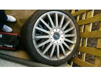 Mondeo st 18 inch alloy wheels