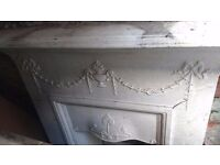 very old 2 Cast iron Fire Place Need going ASAP £60 ono