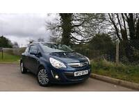 SEPT 2011 FACELIFT MODEL VAUXHALL CORSA 1.2 EXCITE FINANCE & WARRANTY AVAILABLE