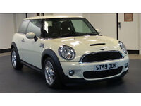 2009 59 MINI HATCH COOPER 1.6 COOPER S 3d 172 BHP, SERVICE RECORD, EXCELLENT CONDITION