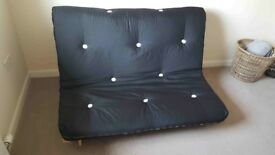 A futon in a great condition to sell.