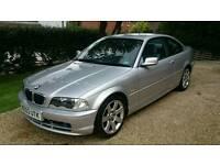 BMW 318Ci Sport Coupe