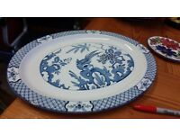 china serving plate