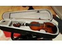 1/2 size student violin