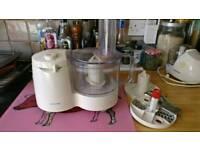 Cookworks food processor