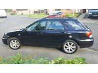 Subaru Impreza Estate non-turbo 12 months MOT