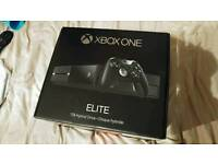 Brand new and unopened Xbox one elite 1tb console and controller