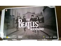 Beatles Rock Band Limited Edition Nintendo Wii