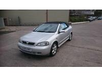 VAUXHALL ASTRA 2.2 16V 2dr (silver) 2003