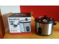 Breville 1.8 litre Cooker and Rice steamer