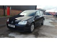 2008 Volkswagen Golf 2.0 diesel 5 door hatchback 12 months mot genuine low mileage