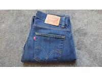 Men's Levi's 506 Straight Leg Jeans (30W 32L)