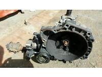 Vw lupo gearbox
