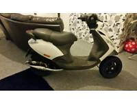 Piaggio zip 50 70 moped rs sp speedfight sym jet aerox 125cc moped gilera runner