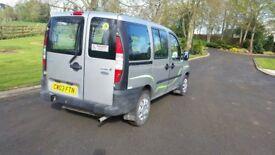 Fiat Doblo JTD SX Disability Vehicle