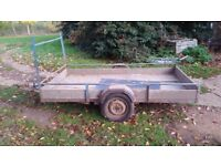 Trailer, ideal for farm , yard or small holding use.