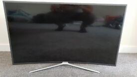 "Samsung 49"" ultra HD CURVED TV.."