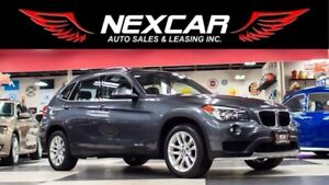 2015 BMW X1 DRIVE AUT0 NAVI LEATHER PANO/ROOF CAMERA 79K