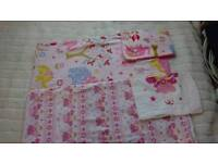 Baby cot duvets