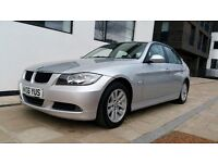 2006   BMW 320 D SE   NEW CLUTCH/FLY WHEEL   SENSORS   HEATED SEATS   2 FORMER KEEPERS  FULL HISTORY