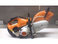 Stihl Ts 410 Concrete Saw Excellent Working Order