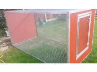 Chicken / animal run/cage