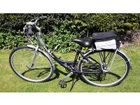 Used ladies bicycle