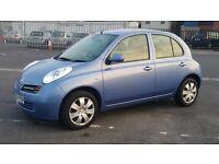 Nissan Micra 1.2 Patrol SE 62000 Mileage / 5 Doors / Electric Windows & Mirrors 12 Month MOT £990